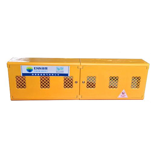 SMC横式1-6六位表箱